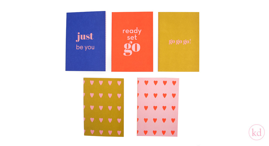 Notebooks love for Is ready set decor legit